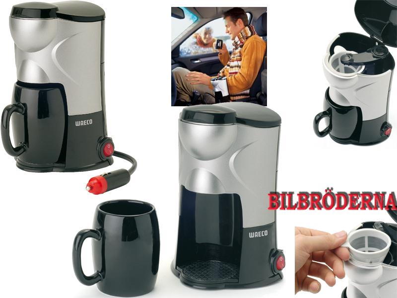 kaffebryggare 12 volt